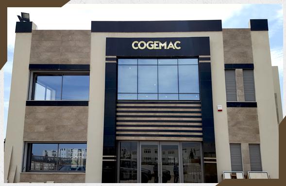 COGEMAC-Siège