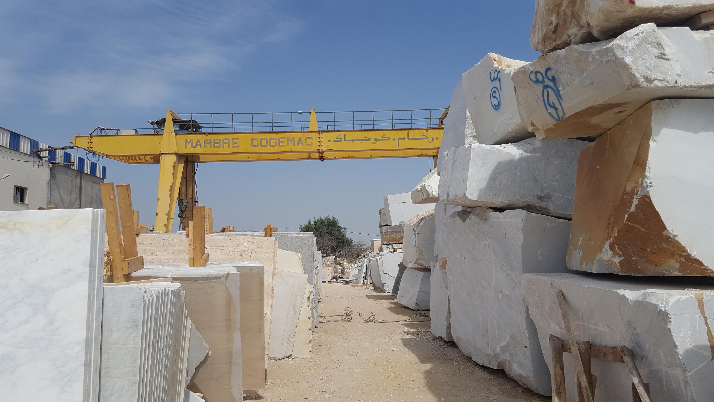 cogemac marbre tunisie